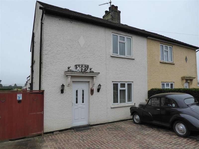3 Bedrooms Semi Detached House for sale in Harrington Road, Desborough, Kettering
