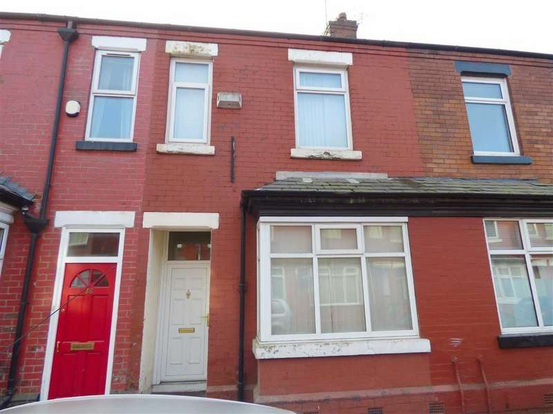 3 Bedrooms Terraced House for sale in Brailsford Road, Fallowfield, Manchester, M14