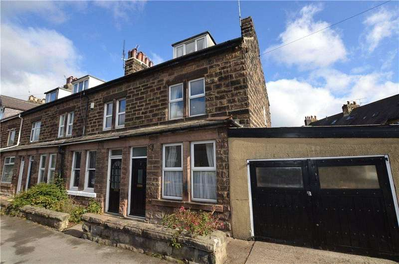 3 Bedrooms Terraced House for sale in Crab Lane, Harrogate, North Yorkshire