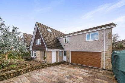 5 Bedrooms Detached House for sale in Sycamore Rise, Foulridge, Colne, Lancashire, BB8