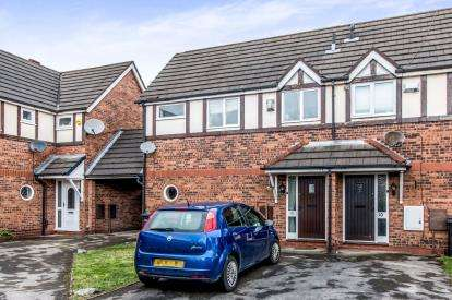 2 Bedrooms End Of Terrace House for sale in The Pewfist Spinney, Westhoughton, Bolton, Greater Manchester, BL5