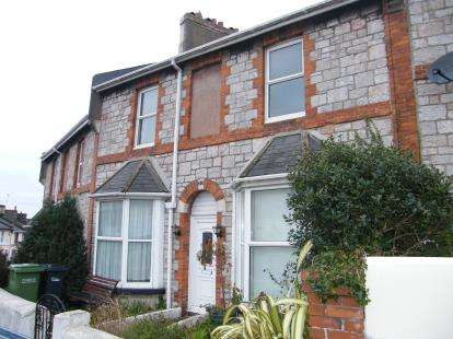 4 Bedrooms Terraced House for sale in Torquay, Devon