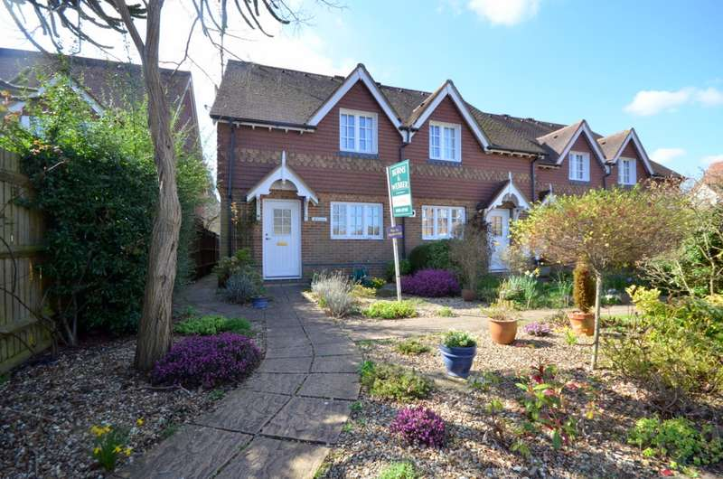 2 Bedrooms End Of Terrace House for sale in Elstead