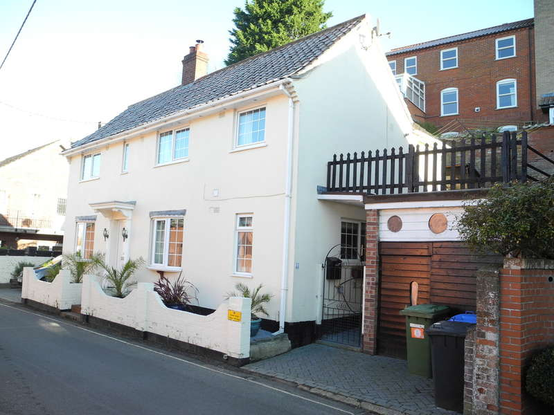 4 Bedrooms Detached House for sale in Puddingmoor, Beccles