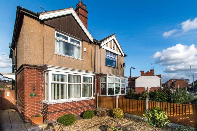 3 Bedrooms Semi Detached House for sale in Kimberworth Road, Kimberworth