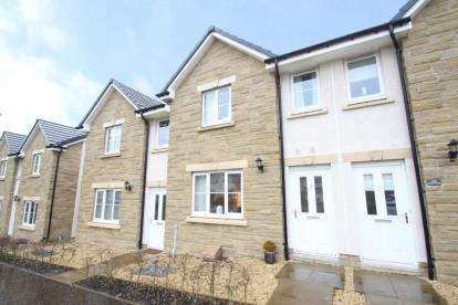 3 Bedrooms Terraced House for sale in Willow Court, Stewarton, East Ayrshire