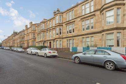 3 Bedrooms Flat for sale in Leven Street, Glasgow, Lanarkshire