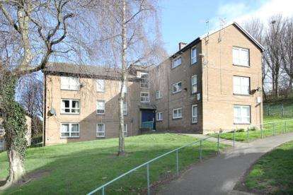 2 Bedrooms Flat for sale in Guildford Rise, Norfolk Park, Sheffield