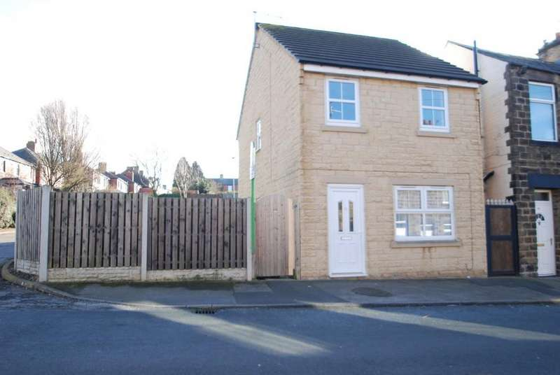 3 Bedrooms Detached House for sale in Cranbrook Street, Barnsley S70