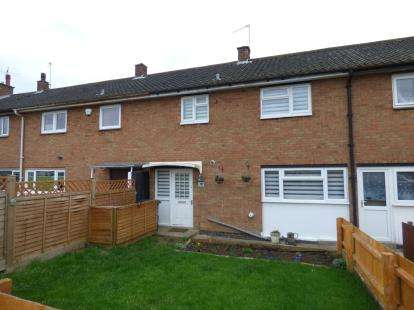 3 Bedrooms Terraced House for sale in Greenfield Avenue, Eastfields, Northampton, Northamptonshire