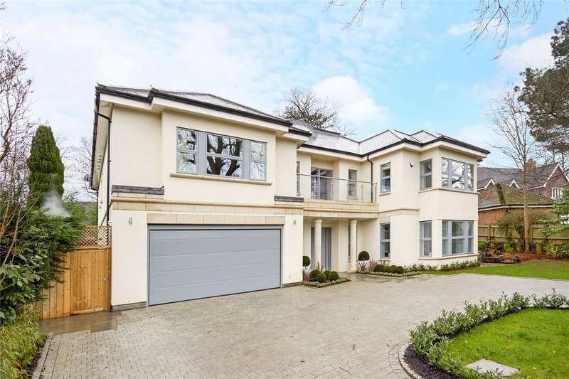 6 Bedrooms Detached House for sale in High Foleys, Claygate, Esher, Surrey, KT10