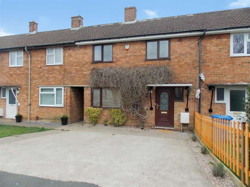 3 Bedrooms Property for sale in Thirlmere Road, Long Eaton