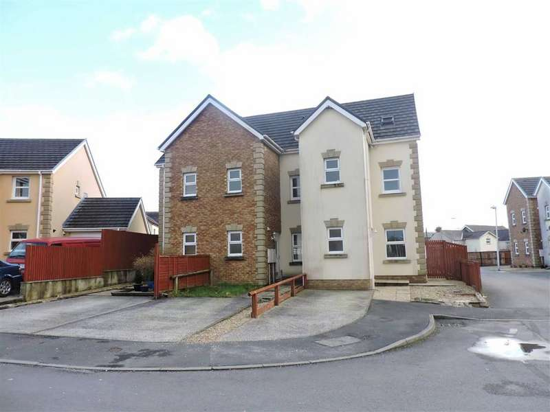3 Bedrooms Property for sale in Maes Abaty, Whitland, Carmarthenshire