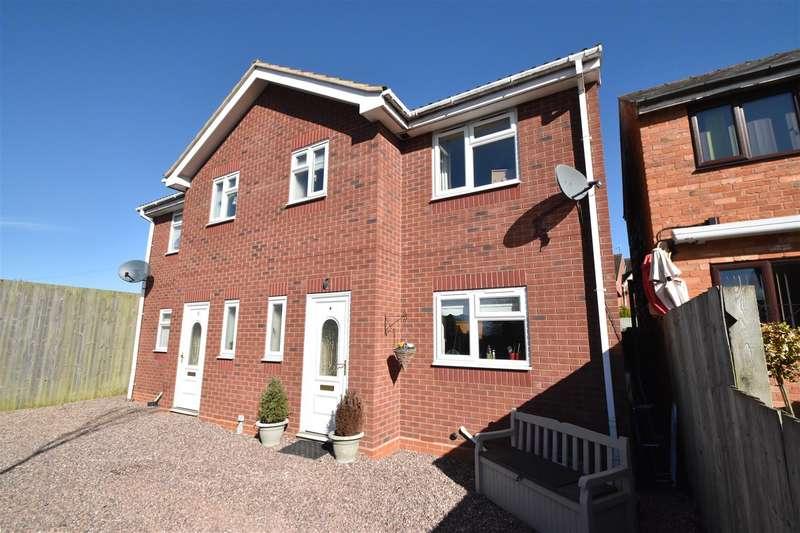 3 Bedrooms Property for sale in Corbett Drive, Stoke Prior, Bromsgrove