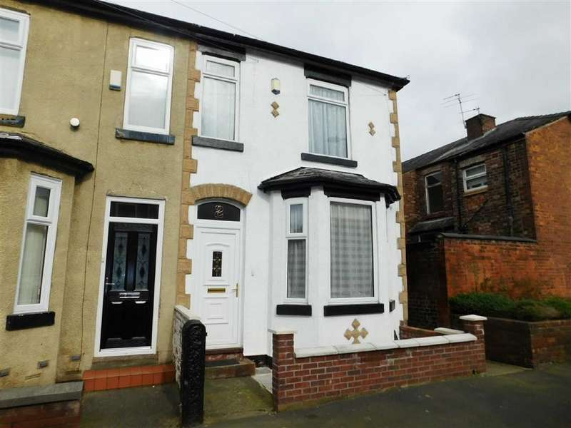 2 Bedrooms Property for sale in Jennings Street, Edgeley, Stockport