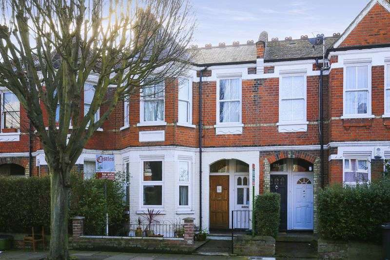 2 Bedrooms Property for sale in Lyndhurst Road, Wood Green
