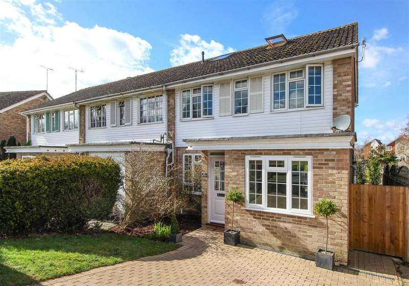 4 Bedrooms End Of Terrace House for sale in William Allen Lane, Lindfield