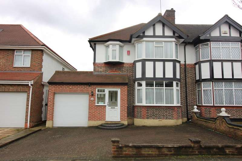 3 Bedrooms Semi Detached House for sale in Wynchgate, Southgate N14