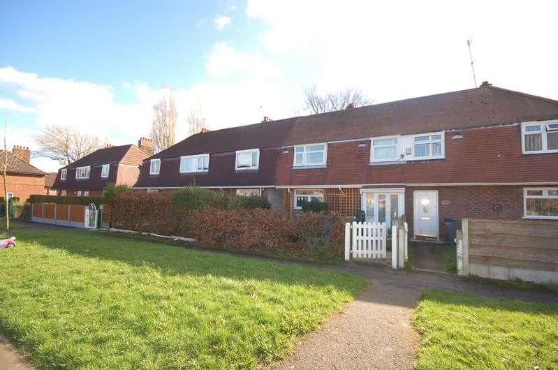 3 Bedrooms Terraced House for sale in Hollyhedge Road, Benchill, Manchester M22