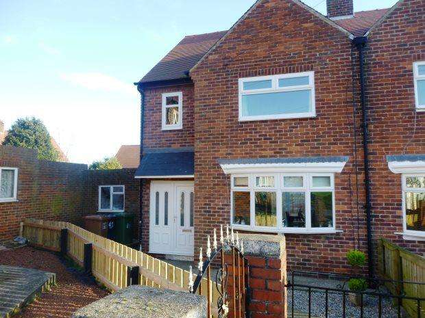 2 Bedrooms Semi Detached House for sale in RUNCORN , RYHOPE, SUNDERLAND SOUTH