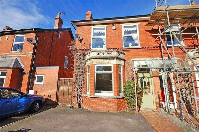 3 Bedrooms Semi Detached House for sale in London Road, Charlton Kings, Cheltenham, GL52