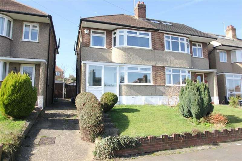 3 Bedrooms Semi Detached House for sale in Constance Crescent, Hayes, Kent