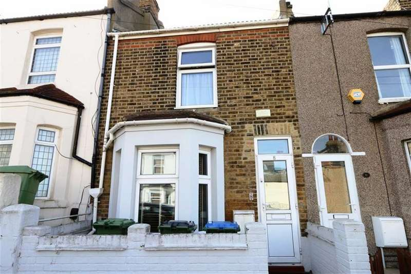 2 Bedrooms Terraced House for sale in Goldsmid Street, Plumstead, London, SE18