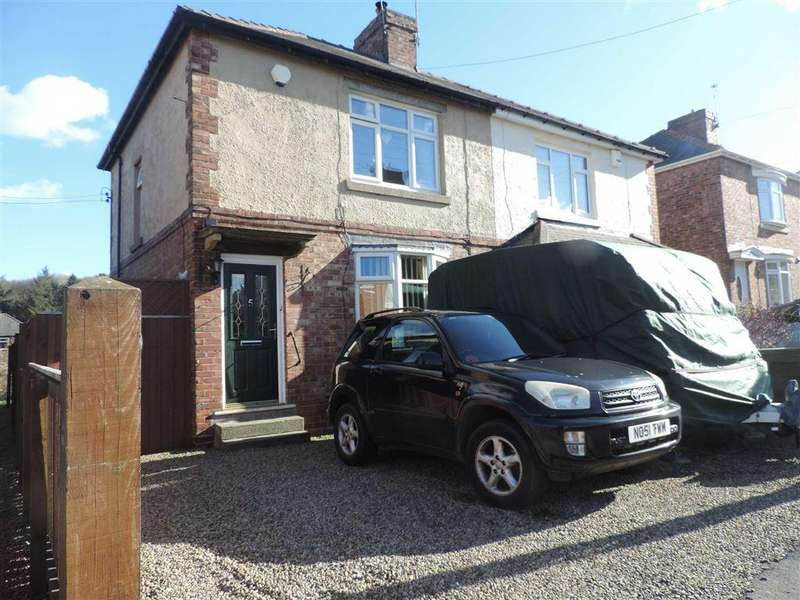 2 Bedrooms Semi Detached House for sale in Lilac Crescent, Burnopfield