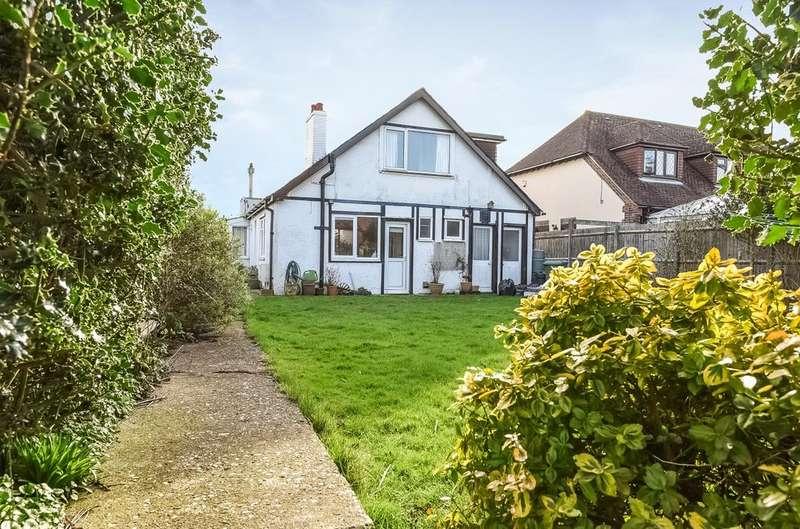 4 Bedrooms Detached House for sale in Elmer Road, Middleton on Sea, Bognor Regis, PO22