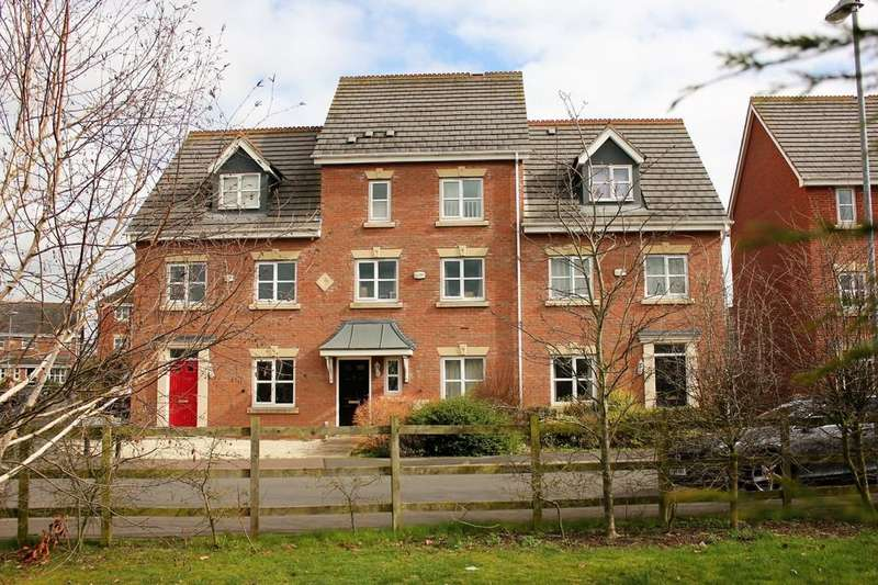 3 Bedrooms Town House for sale in Osier Fields, East Leake