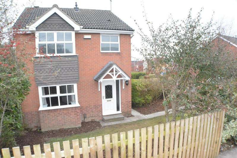 3 Bedrooms Detached House for sale in Little Barn Lane, Mansfield