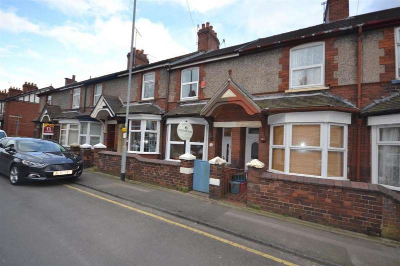 2 Bedrooms Terraced House for sale in Watlands View, Wolstanton, Newcastle