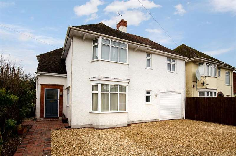 4 Bedrooms Detached House for sale in Parkfield Drive, Taunton