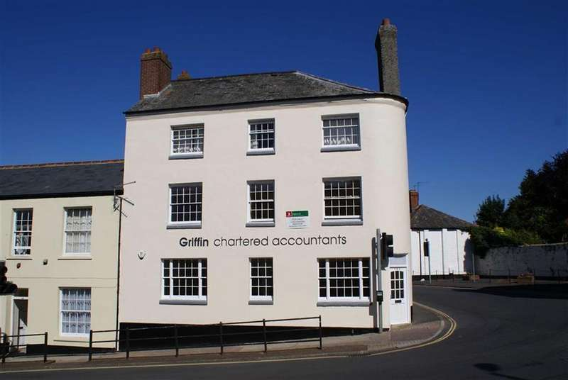 1 Bedroom Apartment Flat for sale in Globe Court, Dowell Street, Honiton, Devon, EX14