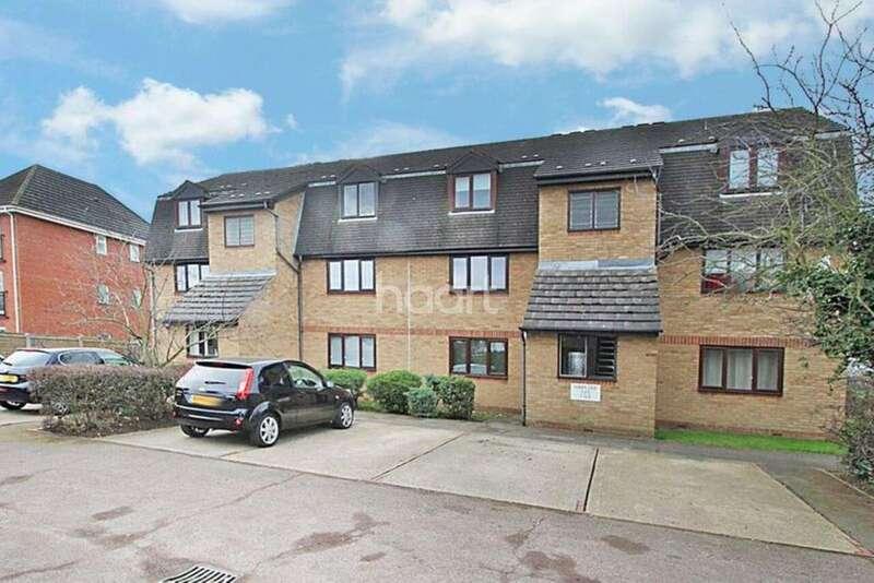 1 Bedroom Flat for sale in Bishops Court, Blandford Close