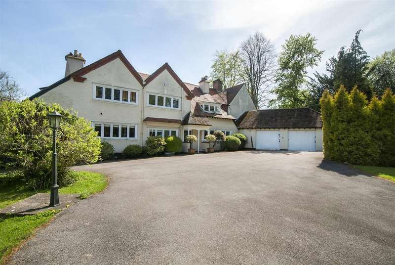 5 Bedrooms Detached House for sale in Hamels Lane, Boars Hill, Oxford