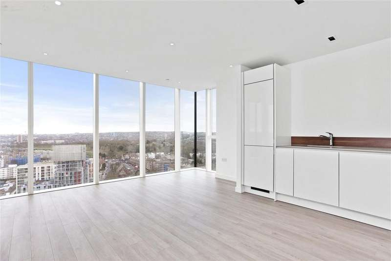 2 Bedrooms Flat for sale in Skyline Apartments, Devan Grove, London, N4