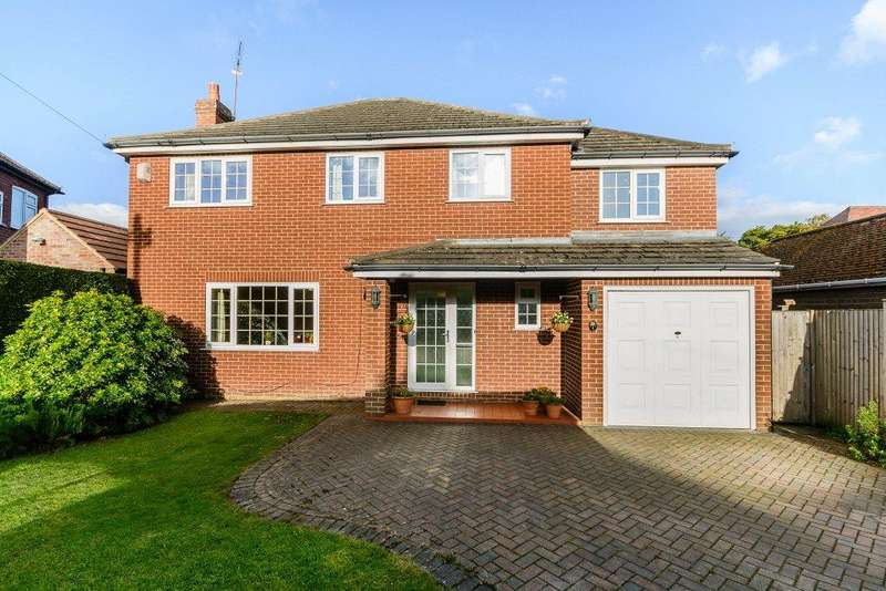 5 Bedrooms Detached House for sale in St. Leonard's Road, Harrogate, North Yorkshire, HG2