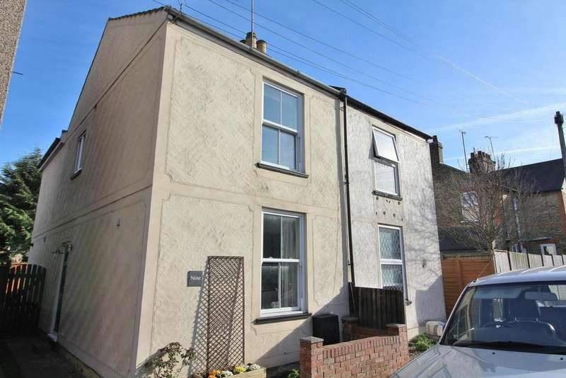 3 Bedrooms Semi Detached House for sale in Orchard Street, Chelmsford, Essex, CM2