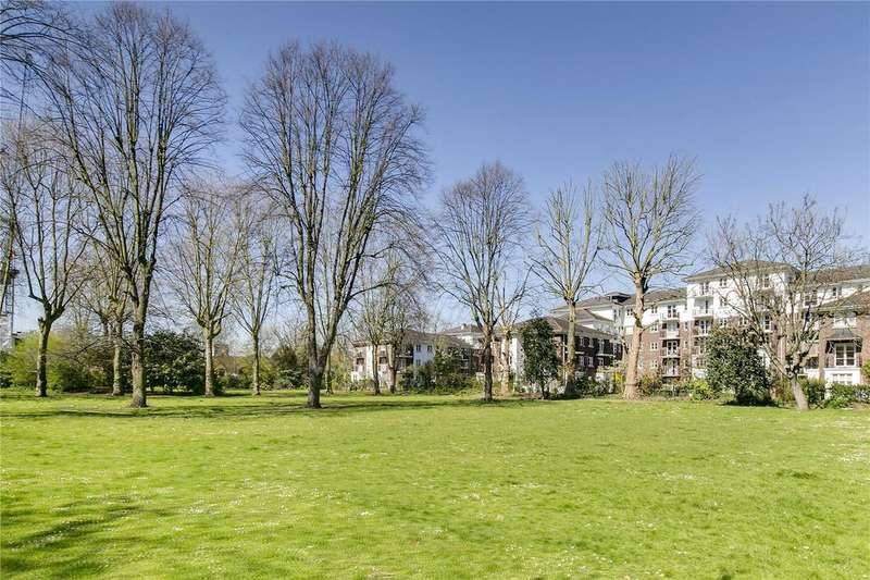 2 Bedrooms Flat for sale in Brompton Park Crescent, West Brompton, London