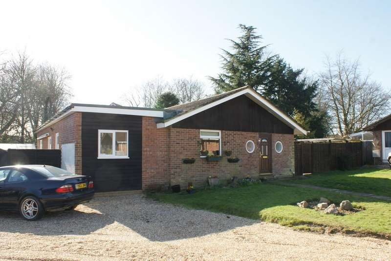 4 Bedrooms Detached Bungalow for sale in Fairfield Green, FOUR MARKS, Hampshire
