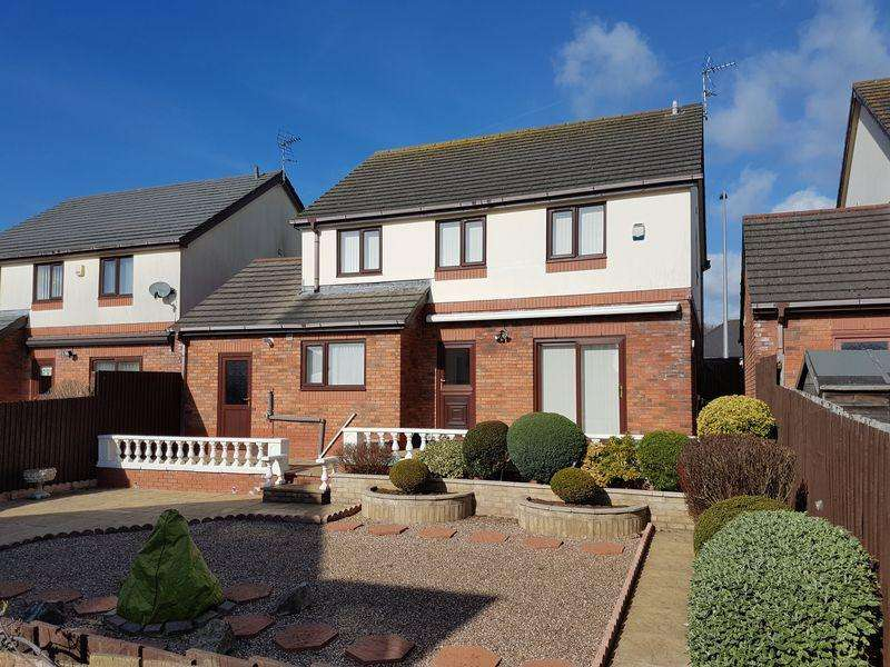 4 Bedrooms Detached House for sale in 33B Fontygary Road, Rhoose, Vale of Glamorgan, CF62 3DS