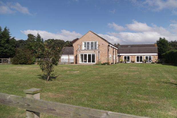 4 Bedrooms Detached House for sale in Station Road, Wisbech St. Mary, Wisbech, PE13