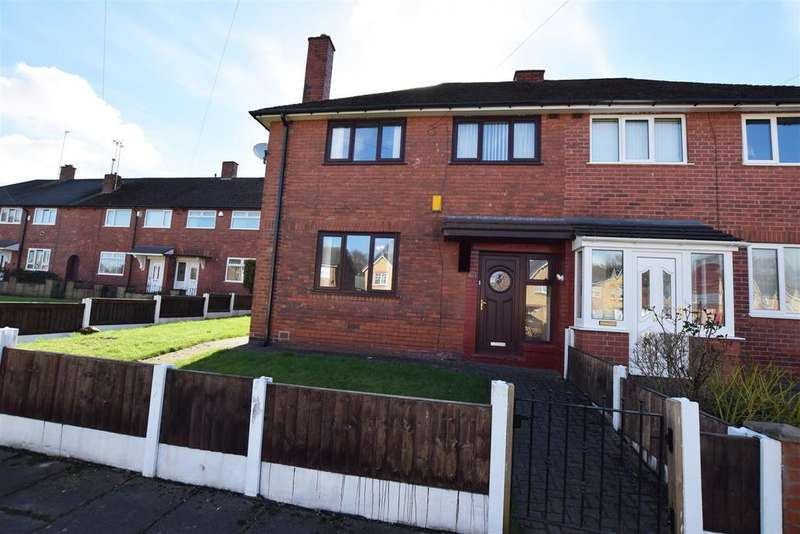 3 Bedrooms Semi Detached House for sale in Sherbourne Road, Middleton