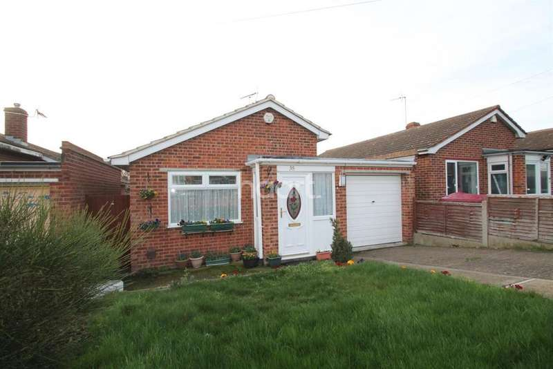 2 Bedrooms Bungalow for sale in Cheyne Road, Eastchurch