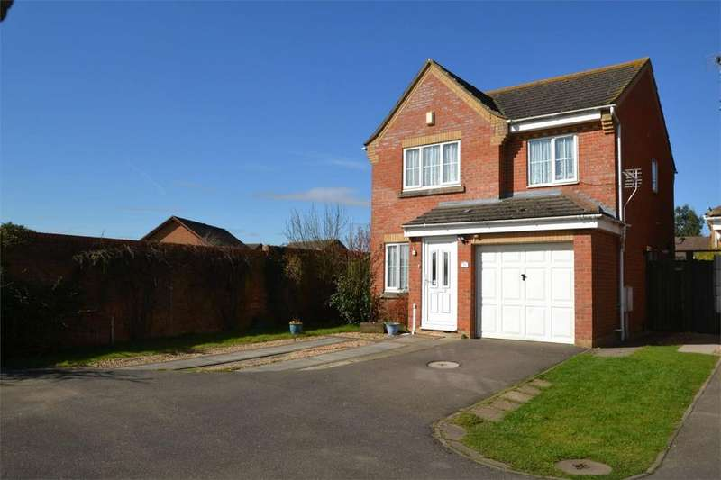 3 Bedrooms Detached House for sale in Bourne Close, Corby, Northamptonshire
