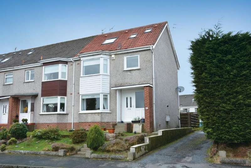 4 Bedrooms End Of Terrace House for sale in 50 St. Andrews Drive, Bridge of Weir, PA11 3HU