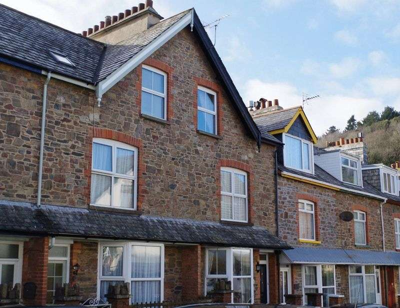 4 Bedrooms Terraced House for sale in Park Street, Lynton