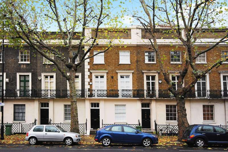 4 Bedrooms Terraced House for sale in St Georges Road, Waterloo, SE1