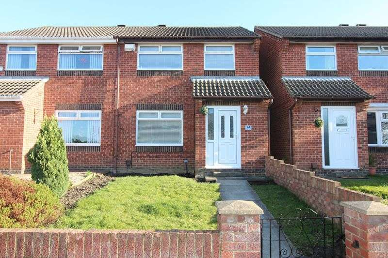 3 Bedrooms Semi Detached House for sale in New Street, South Hylton, Sunderland